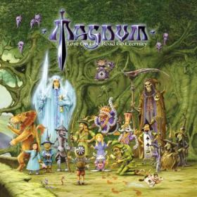 """MAGNUM """"Lost On The Road To Eternity"""" [2CD]"""
