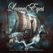 """LEAVES' EYES """"Sign Of The Dragonhead"""" 2018"""